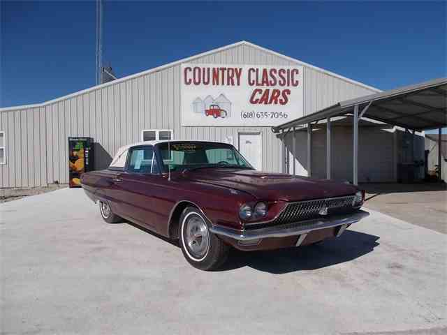 1966 Ford Thunderbird | 949992