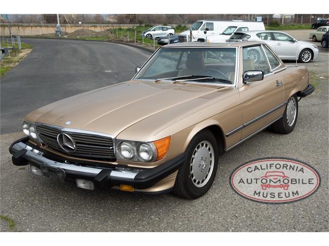 1988 Mercedes-Benz 560SL | 949994
