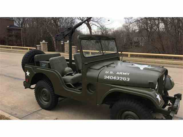 1953 Willys Jeep | 950001