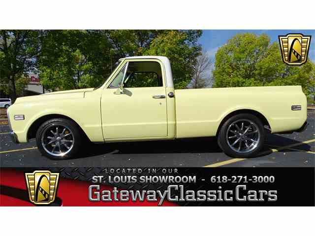 1972 Chevrolet C/K 10 | 951006