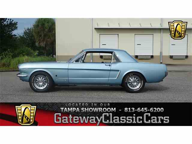 1965 Ford Mustang | 951011