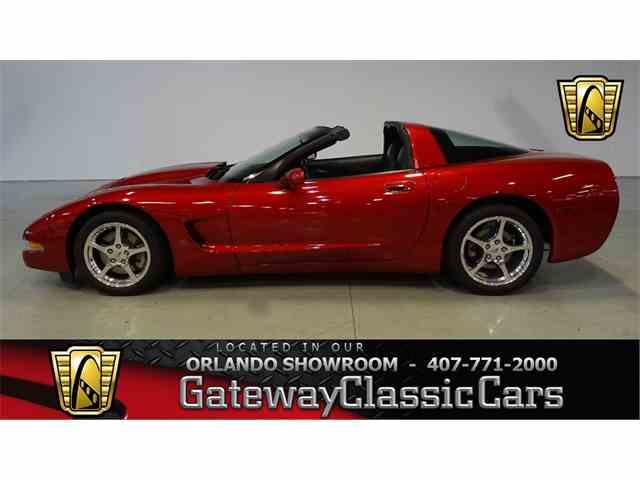 2002 Chevrolet Corvette | 951014