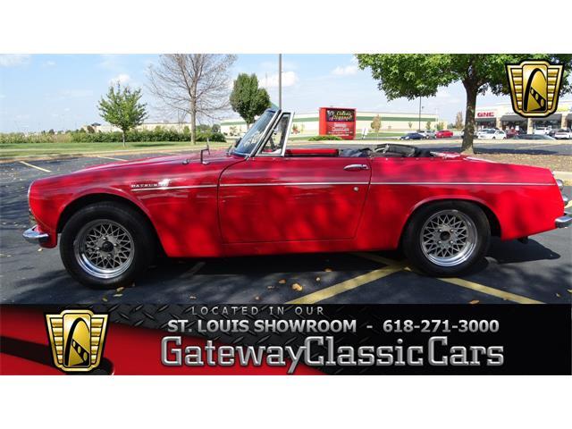 1967 Datsun 1600   951017