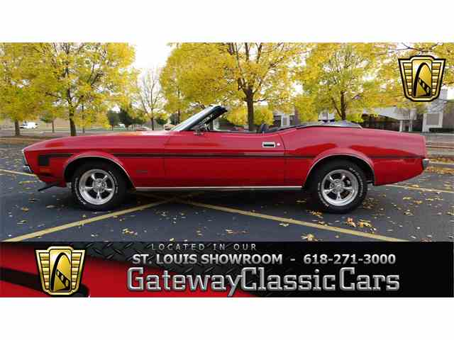 1972 Ford Mustang   951018