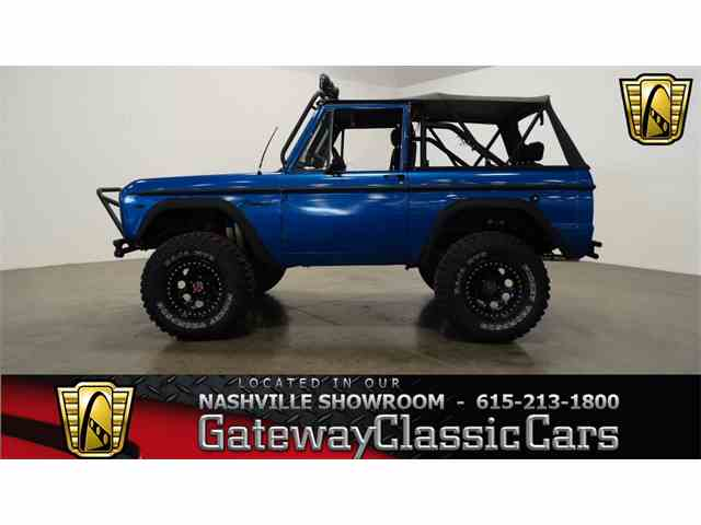 1971 Ford Bronco | 951021
