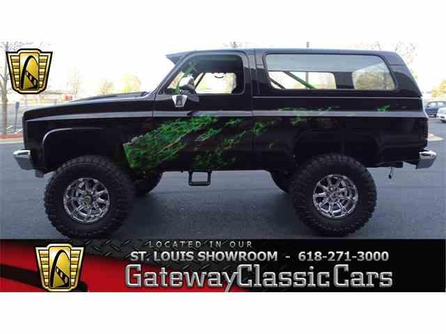 1989 Chevrolet Blazer | 951031