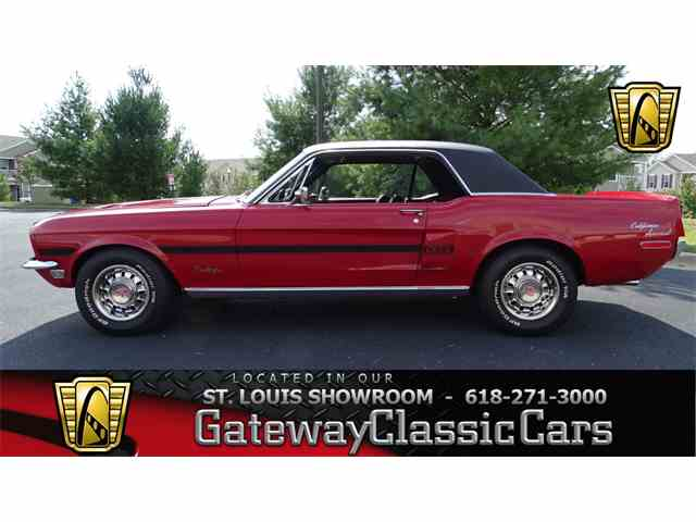 1968 Ford Mustang | 951032