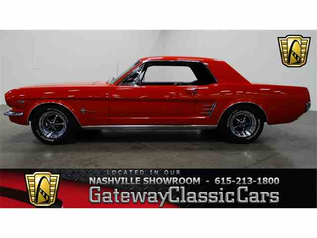 1966 Ford Mustang | 951035
