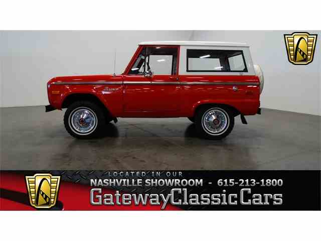1974 Ford Bronco | 951046