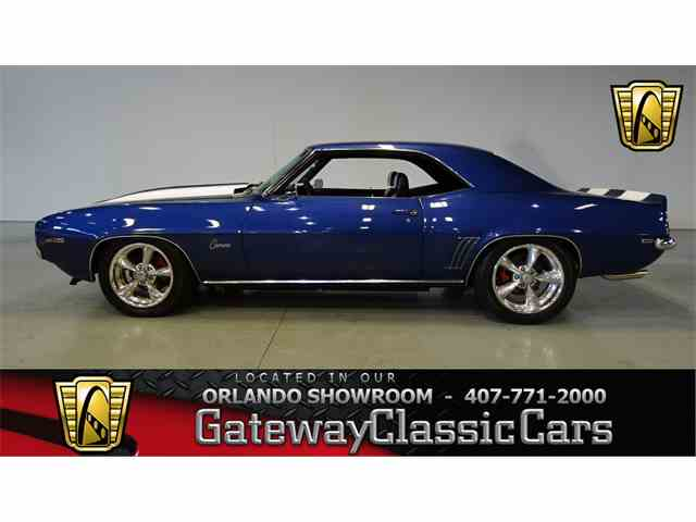 1969 Chevrolet Camaro | 951049