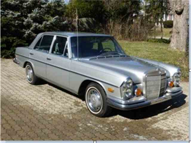 Classic mercedes benz 280se for sale on for 1972 mercedes benz