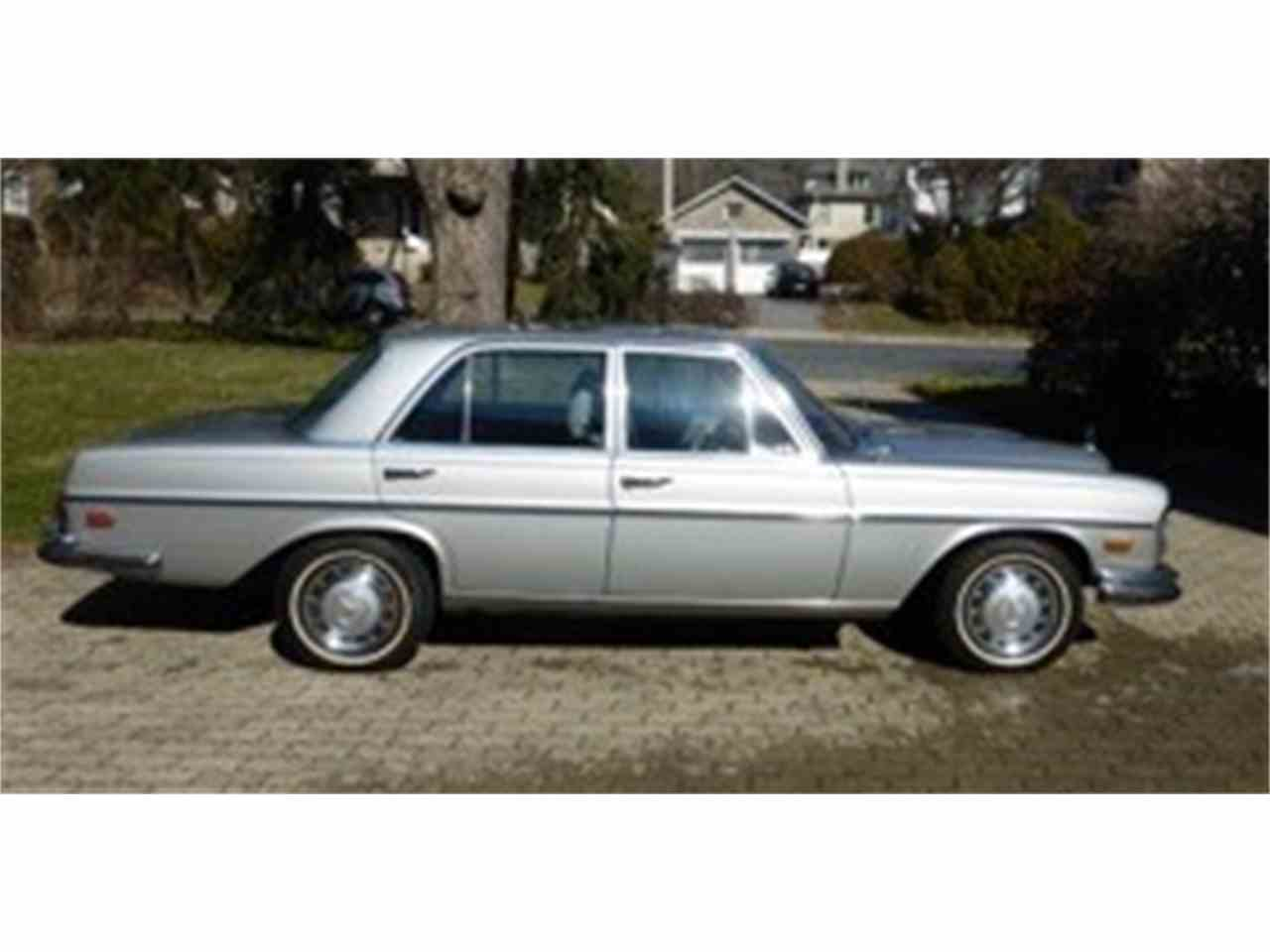 1972 mercedes benz 280se for sale cc for Mercedes benz for sale in pa