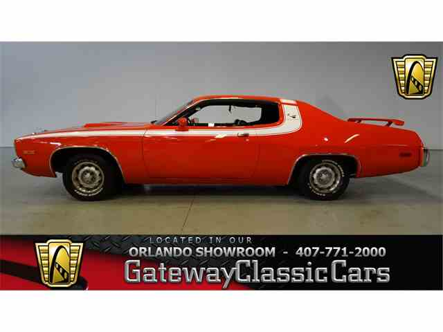 1973 Plymouth Road Runner | 951050