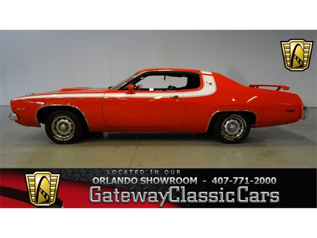 1973 Plymouth Road Runner   951050