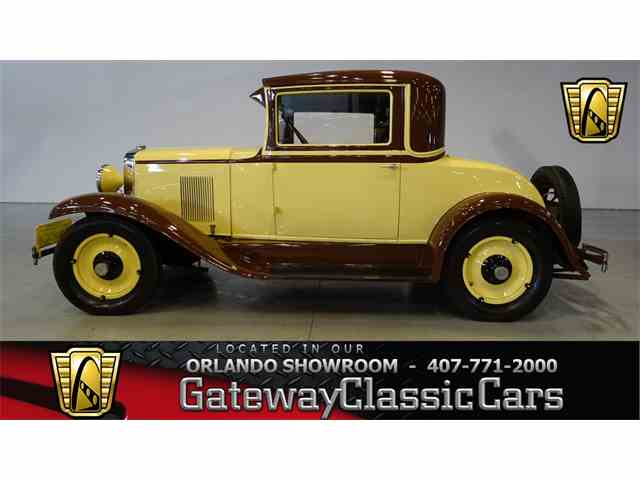 1929 Chevrolet 3-Window Pickup | 951051