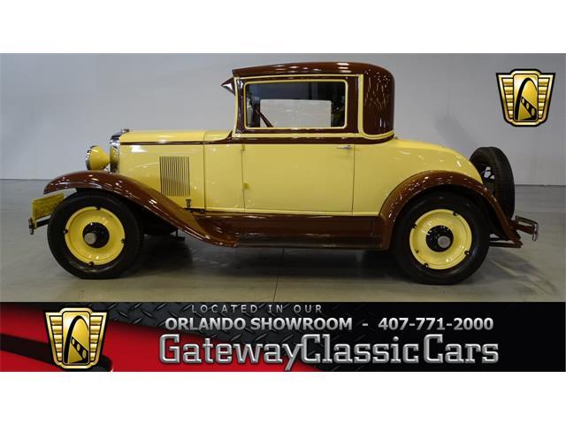 1929 Chevrolet 3-Window Pickup   951051