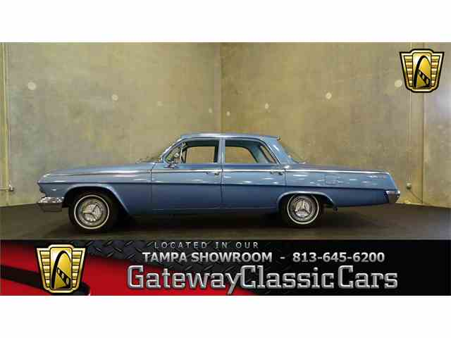 1962 Chevrolet Bel Air   951052