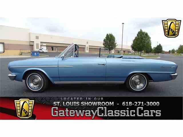 Picture of Classic '64 American located in Illinois - $13,595.00 Offered by Gateway Classic Cars - St. Louis - KDUC