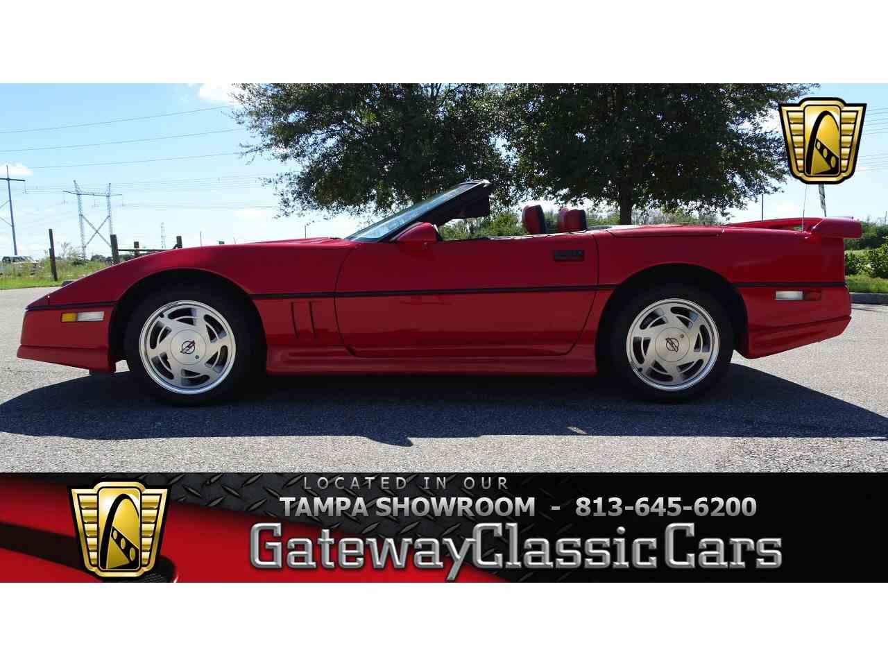 Large Picture of '89 Corvette - KDUG