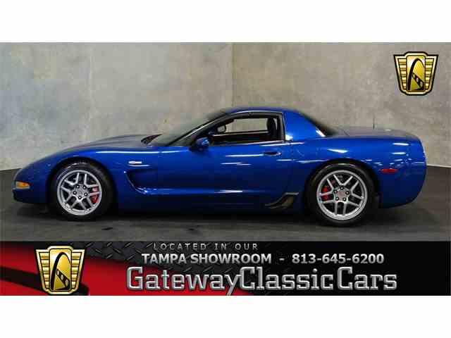 2003 Chevrolet Corvette | 951066