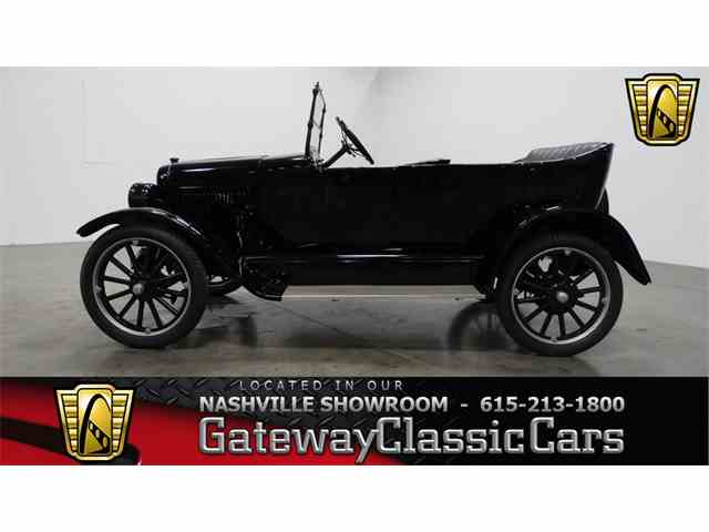 1923 Willys-Overland Jeepster | 951080