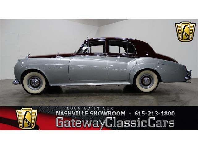 1956 Bentley Saloon   951081