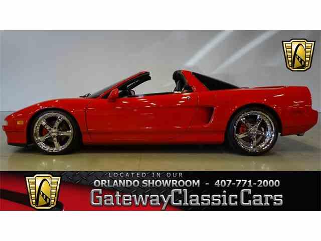 1996 Acura NSX-T | 951086