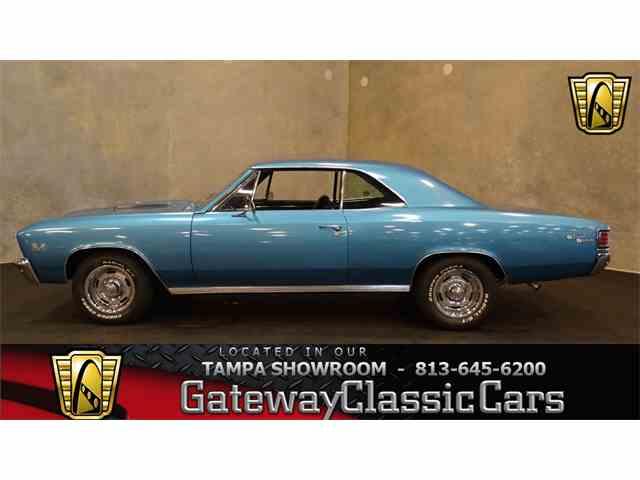1967 Chevrolet Chevelle | 951088