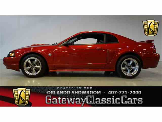 2004 Ford Mustang   951097