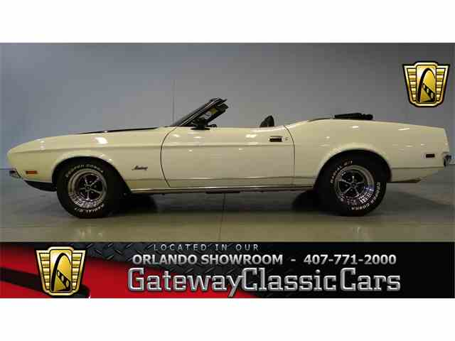 1972 Ford Mustang | 951099