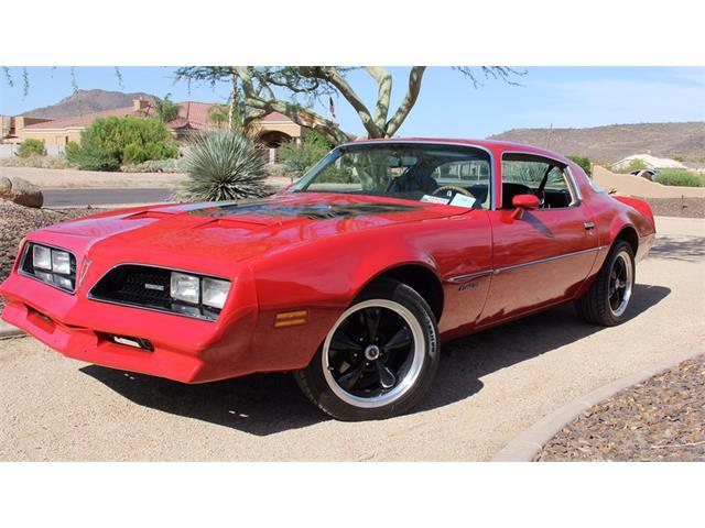1978 Pontiac Firebird Formula | 950011