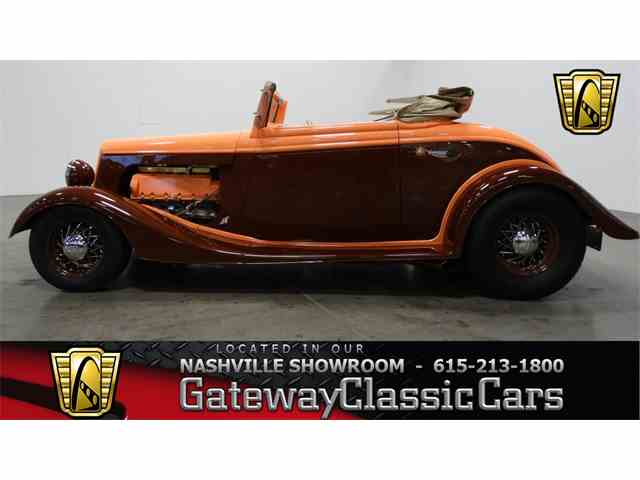 1934 Ford Cabriolet | 951103