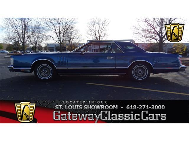 1977 Lincoln Continental   951107