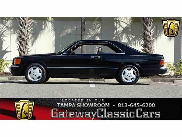 1983 Mercedes-Benz 380SEC | 951113