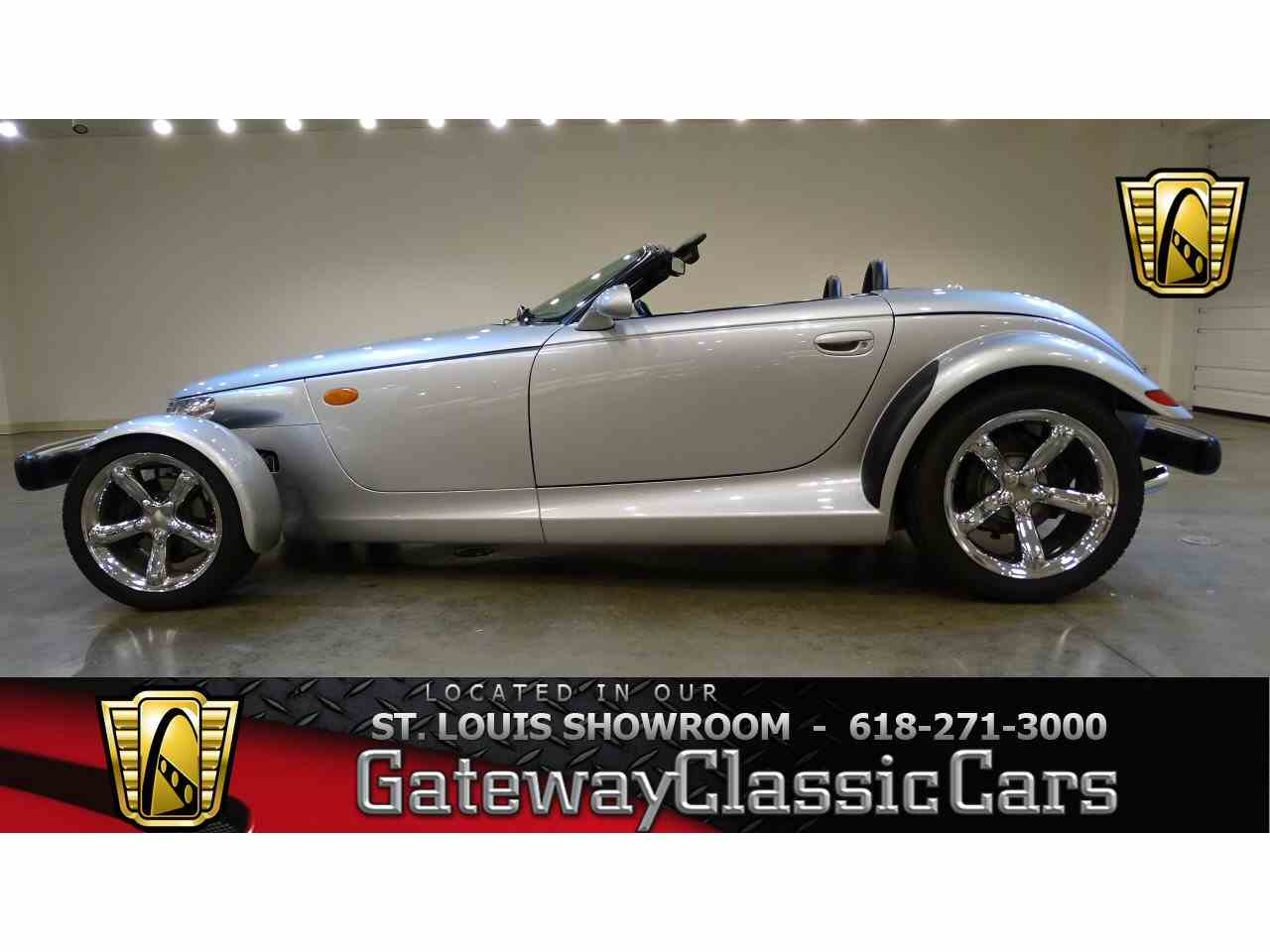 2000 Plymouth Prowler for Sale - CC-951119