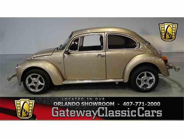 1974 Volkswagen Super Beetle | 951126