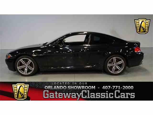 2007 BMW M6 | 951139