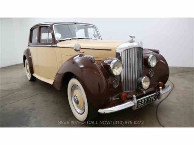 1952 Bentley Mark VI | 950114