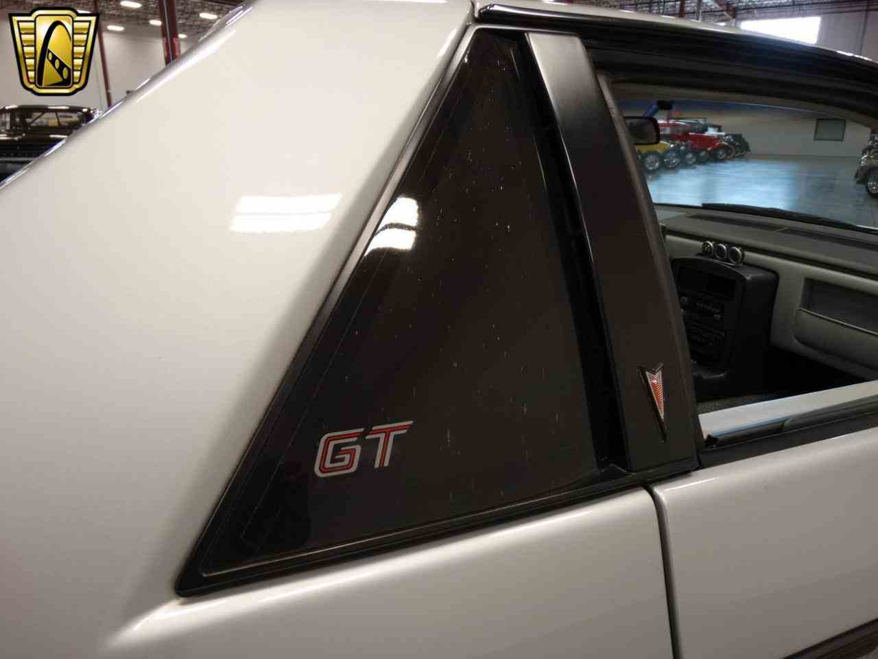 Large Picture of '85 Fiero - KDWK