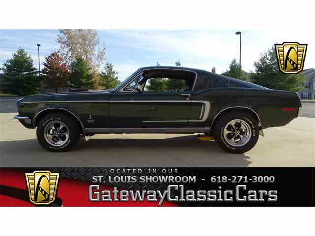 1968 Ford Mustang | 951144