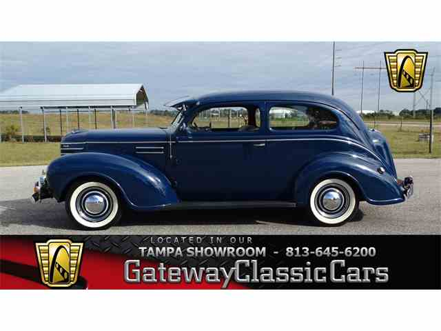 1939 Plymouth Sedan | 951148