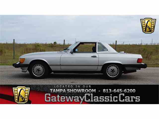 1987 Mercedes-Benz 560SL | 951149
