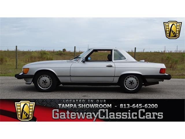 1987 Mercedes-Benz 560SL | 951149