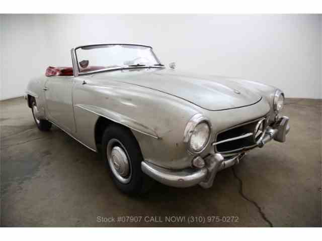 1963 Mercedes-Benz 190SL | 950115