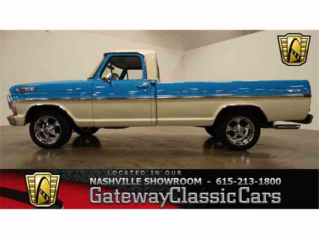 1972 Ford F100 | 951168