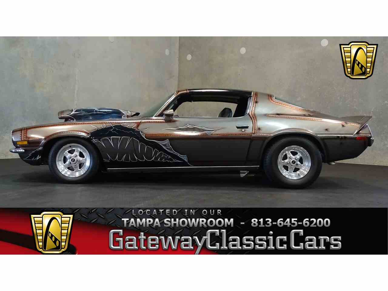 Large Picture of '72 Camaro - KDXH