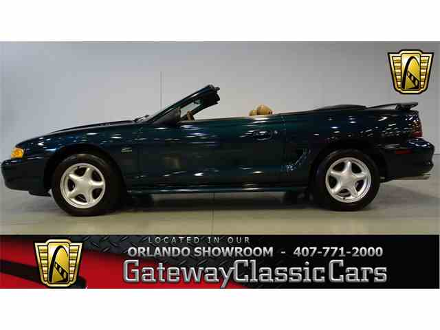 1994 Ford Mustang   951176