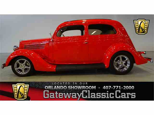 1935 Ford Slantback | 951177