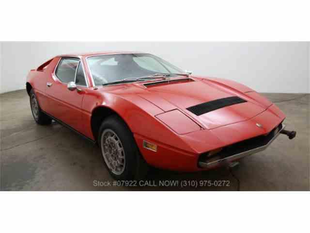 1974 Maserati Merak SS | 950118