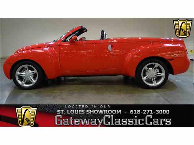 2004 Chevrolet SSR | 951181